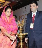 Union Minister Food Processing Industries-indianbureaucracy