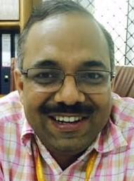 Gyanesh Bharti IAS