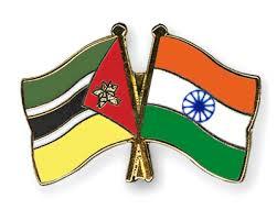 India and Mozambique flag-indianbureaucracy