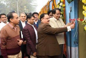 health-railway-minister-indian-bureaucracy