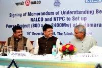 NTPC- NALCO - JV- Power Generation-indianbureaucracy-indian bureaucracy