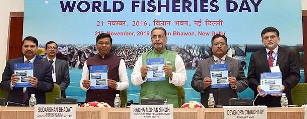 On the occasion of World Fisheries Day 2016-Indian Bureaucracy