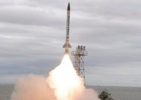 India ,Successfully ,Test Fires, Exo-Atmospheric Interceptor Missile