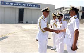 Indian Naval Air Inaugurated -IndianBureaucracy