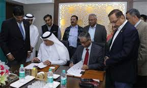 MoU signed between POWERGRID and ADWEA-Indian Bureaucracy