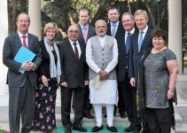 delegation of British Parliamentarians-Indian Bureaucracy