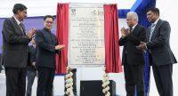 foundation stone of Rohini NIDM-Indian Bureaucracy
