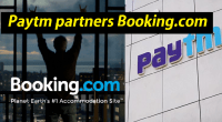 Booking.com ties up with Paytm-IndianBureaucracy