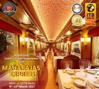 Maharajas' Express- South India Itineraries unveiled ITB- Berlin -IndianBureaucracy
