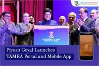 Piyush Goyal to launch TAMRA Portal & Mobile Application -indianbureaucracy