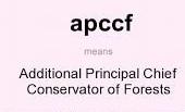 principal Chief Conservator