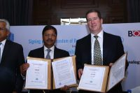 MoU signing between NBCC and BOLIX -IndianBureaucracy