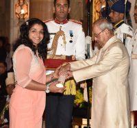 Padma Shri Award to Ms. Sakshi Malik -IndianBureaucracy