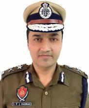 SPS Parmar IPS--indianbureaucracy