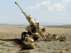 First modern artillery guns to land in India -indianbureaucracy