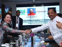 Jharkhand, Oracle sign MoU -indian bureaucracy