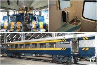 Suresh Prabhu inspects rake of Tejas Train -indianbureaucracy