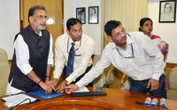 Union Agriculture Minister launch e-Krishi Samvad-Indian Bureaucracy