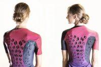 ventilating workout suit