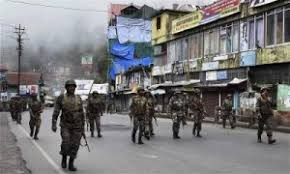 Darjeeling continues to remain tense-ianbureaucracy