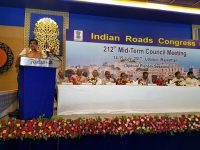 Review progress of work to set up multi modal logistics parks