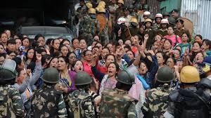 Unrest in Darjeeling-indianbureaucracy