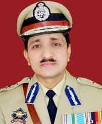 Navin Agarwal IPS