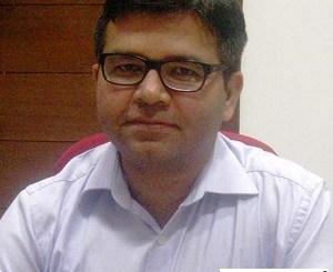 Rajnarayan Kaushik IAS