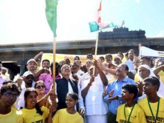 Satyarthi launches