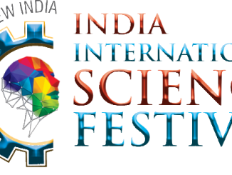 New Guinness record at India International Science Festival Chennai 2017