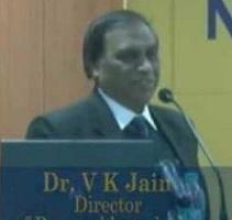 V K Jain