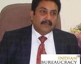 Karnesh Sharma IAS