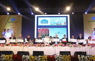 NBCC celebrated its 57th Foundation Day