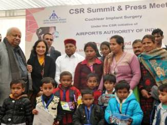 CSR Summit for Pioneering Cochlear Implant Surgery