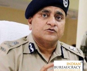 O P Singh IPS