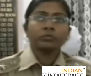 Annepu Vijaya Laxmi IPS
