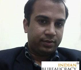 Deepak Kumar Meena IAS