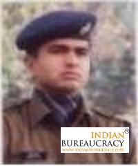 Patel Mayur Kanaiya Lal IPS