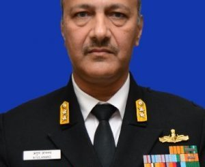 Rear Admiral Atul Anand