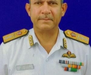 Rear Admiral Mukul Asthana -indian Bureaucracy