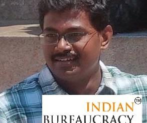 K Vijayendra Pandian IAS