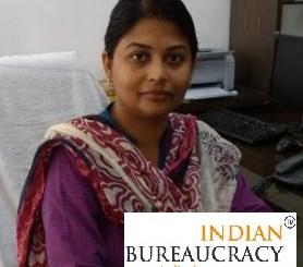 Padma Jaiswal IAS