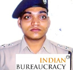 Satender Kumar Gupta IPS