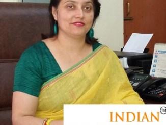 Sheetal Nanda IAS