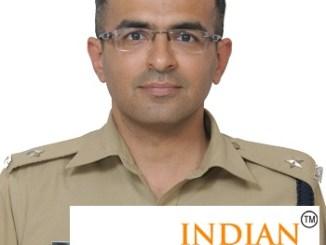 Mohit Handa IPS