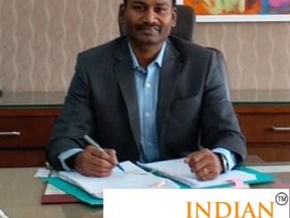 Nagrajan M IAS