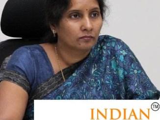 Pongumatla Bharathi IAS