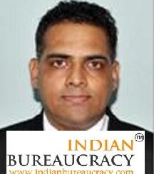 Ravi Manubhai Parmar IAS