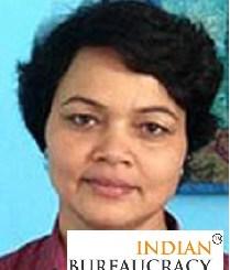 Shashi Prabha Dwivedi IPS