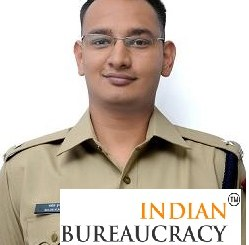 Shlok Kumar IPS